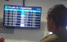 Sân bay Phú Quốc tạm đóng cửa đến 1h sáng 10-8