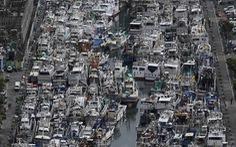 Đài Loan đóng cửa trường học, doanh nghiệp vì siêu bão Lekima