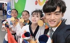 Taekwondo VN giành HCV tại Đại hội võ thuật thế giới 2019