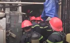 Video: Cháy lớn ở kho điện lạnh Thủ Đức