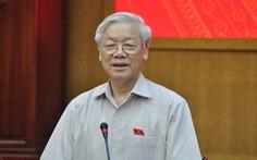 Tổng bí thư, Chủ tịch nước Nguyễn Phú Trọng: Xây dựng môi trường giáo dục an toàn, lành mạnh