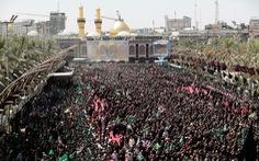 Hơn 30 người thiệt mạng vì giẫm đạp tại đền thờ Iraq