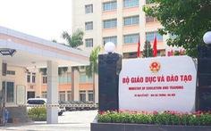 Hủy xem xét kỷ luật 13 cán bộ vụ gian lận thi THPT quốc gia: Bộ GD-ĐT giải thích gì?