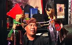 Indonesia: hồi sinh múa rối bóng nhờ con rối 3D và nội dung hiện đại