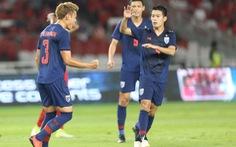 Thái Lan thắng đậm Indonesia ở lượt 2 vòng loại World Cup 2022