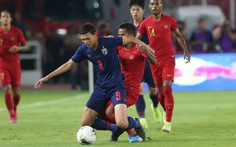 Bảng xếp hạng bảng G: Thái Lan dẫn đầu, Việt Nam đứng áp chót