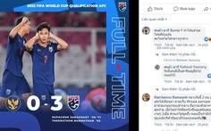 Đè bẹp Indonesia 3-0, cổ động viên Thái Lan 'nổ' vang: 'Việt Nam, hãy đợi đấy!'