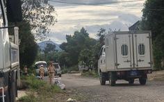 Phát hiện công xưởng người Trung Quốc sản xuất ma túy cực lớn tại Kon Tum