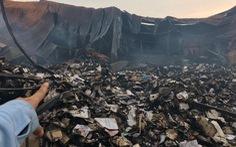 Sau vụ cháy 40 tấn hồ sơ xe buýt, việc quyết toán trợ giá ra sao?