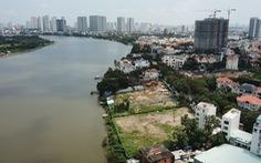 TP.HCM giữ bờ sông cho người dân cùng hưởng