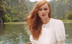 Hội An, vịnh Hạ Long, hoa sen Việt vào quảng cáo của Louis Vuitton