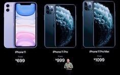 Nhà bán lẻ Việt Nam đã nhận 'đặt gạch' iPhone 11, giá rẻ nhất 21,99 triệu đồng