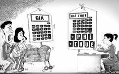 Niêm yết giá có thuế phí hay không là quyền của doanh nghiệp?