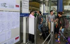 Lượng khách du lịch đến Hong Kong giảm mạnh trong tháng 8