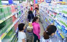 Siêu thị Co.opmart giảm giá gần 200 mặt hàng sữa