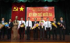 Bí thư Thành ủy Vũng Tàu giữ chức phó chủ tịch HĐND tỉnh