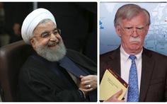 Tổng thống Iran: Mỹ nên gạt đi những kẻ hiếu chiến