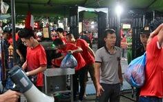 Vụ 'pháo sáng sân Hàng Đẫy': hôm nay ra án phạt với CLB Hà Nội và Nam Định