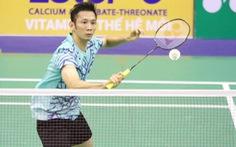 Đánh bại tay vợt Trung Quốc, Tiến Minh vào tứ kết Giải Việt Nam mở rộng