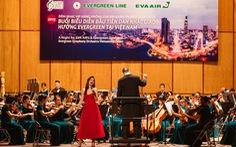 Đêm nhạc kỷ niệm 30 năm thành lập EVA Air