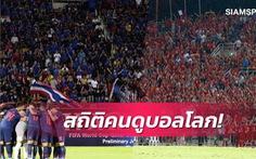 Siam Sports : Trận Thái Lan - Việt Nam vô top 10 về 'sức nóng' vòng loại World Cup 2022