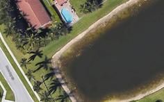 Hài cốt người đàn ông mất tích sau 20 năm được tìm thấy trong xe nằm dưới hồ