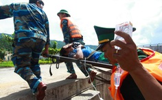 5 ngư dân ngộ độc trên biển, 1 người tử vong