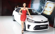 Thaco tung ra thị trường xe du lịch cỡ nhỏ KIA giá từ 399 triệu