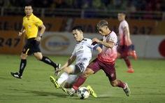 Thua Sài Gòn 1-3, CLB Hoàng Anh Gia Lai đối mặt với nguy cơ đá play-off