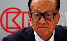 Trung Quốc chỉ trích tỉ phú Hong Kong Lý Gia Thành 'kêu gọi thương xót' người biểu tình