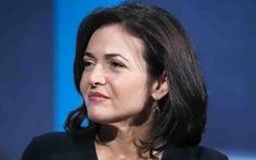 Góc khuất dịu dàng của nữ giám đốc Facebook