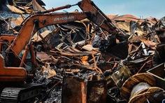 Thu gom hơn 28 tấn phế thải ô nhiễm ở Công ty Rạng Đông