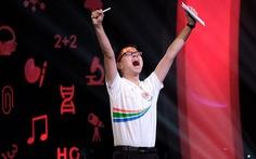 Nhà vô địch Olympia Trần Thế Trung chia sẻ về hành trình 'rèn não'