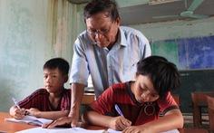 29 năm mở lớp học đặc biệt, để không ai phải thất học như con mình