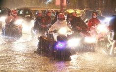 Lâu nay 'siêu máy bơm' chỉ chống ngập một đoạn đường Nguyễn Hữu Cảnh