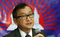 Chính trị gia lưu vong gây phẫn nộ vì nói Quốc vương Campuchia là 'con rối của Hun Sen'