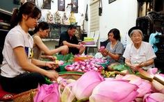Người gìn giữ 'thiên cổ đệ nhất trà' ở Hà thành