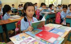 Bộ GD-ĐT tiếp tục nhận hồ sơ thẩm định sách giáo khoa lớp 1