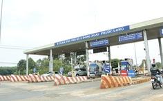 4 trạm BOT Bình Phước giảm phí vì tỉnh nghèo