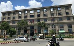 Tòa nhà văn phòng biến thành... trường quốc tế