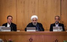 Ông Trump thông báo dập Iran bằng 'trừng phạt thêm'