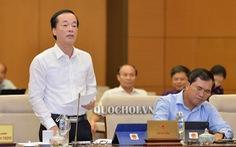 Bộ trưởng Phạm Hồng Hà: Pháp luật không quy định 'phạt cho tồn tại' nữa