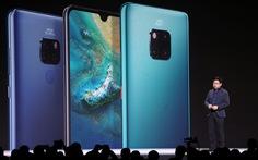 Huawei ra mắt Mate 30, kỳ vọng 'đè bẹp' iPhone 11