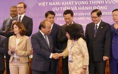 Thủ tướng sốt ruột khi doanh nghiệp Việt mới chỉ thu tiền lẻ trong chuỗi cung ứng