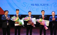 Vinh danh 'tuyển thủ' nghề đạt thành tích cao tại Kazan