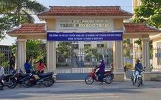 Hai hiệu trưởng trường cấp III ở Sóc Trăng bị khiển trách