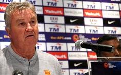 HLV Hiddink bị Trung Quốc sa thải sau trận thua 'mất mặt' trước U22 Việt Nam