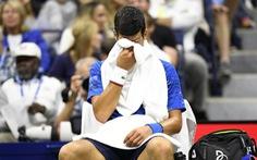 Djokovic bỏ cuộc vì chấn thương, Wawrinka vào tứ kết Mỹ mở rộng