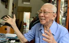 Cựu đại sứ Võ Anh Tuấn: Độc lập phải đặt trên nền cơ bản là tự chủ kinh tế