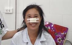 Bệnh nhân bị vi khuẩn Whitmore 'ăn' mũi được ra viện